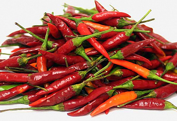 Перец острый Hot pepper Thai Red Chili Pepper