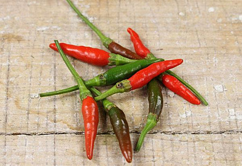 Перец острый Hot pepper Thai Burapa Pepper