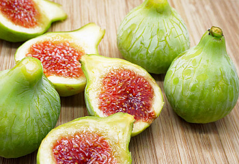 Инжир Fícus cárica Fig Picone Green