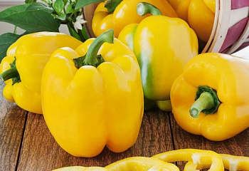 Перец сладкий ( Sweet pepper) Sweet Yellow Stuffing Pepper F1